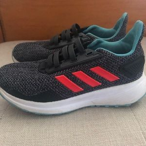 Boys adidas cloudfoam sneakers